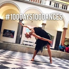 100 DAYS/100 DANCES updates