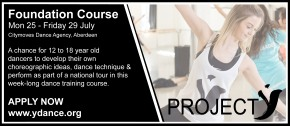 PROJECT Y FOUNDATION COURSE